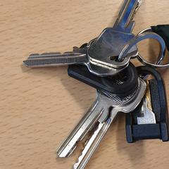 Keys, as reported by Demo Keolis using iLost